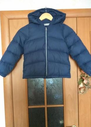 Дитяча куртка mango4 фото