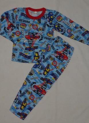 Детская пижама без утепления