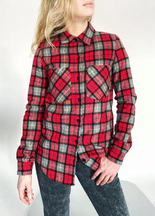 5833c41c675 Женские шерстяные рубашки 2019 - купить недорого вещи в интернет ...
