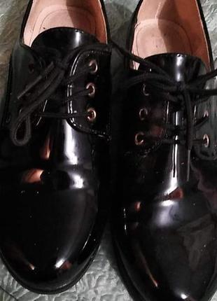 Туфли демі