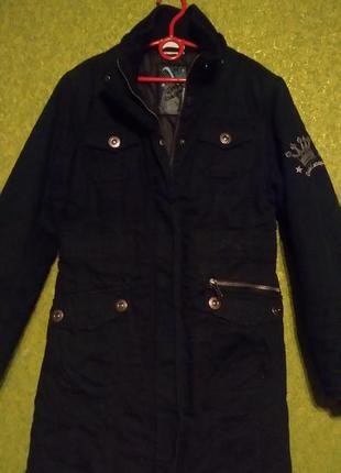 Парка куртка пальто takko fashion 10-11