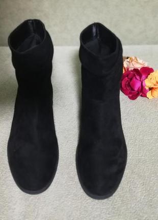 Ботиночки,полусапожки от new look,большой размер2
