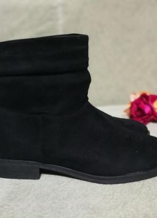 Ботиночки,полусапожки от new look,большой размер4