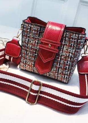 Красная сумочка, сумка киев!)