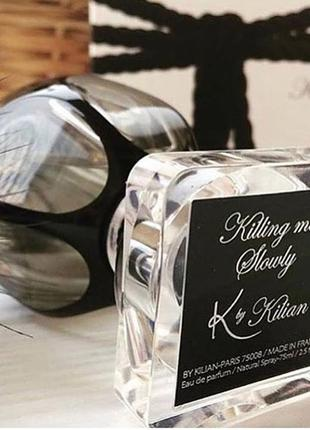 Kilian _killing me slowly _original \ eau de parfum