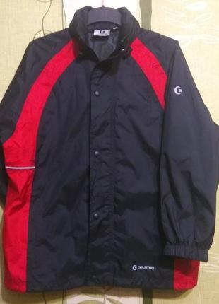 Куртка ветровка celsius размер 48/3. новая.