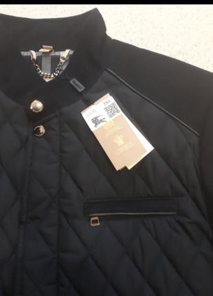 Красивая мужская куртка burberry оригинал3