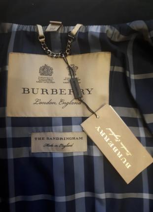Красивая мужская куртка burberry оригинал5