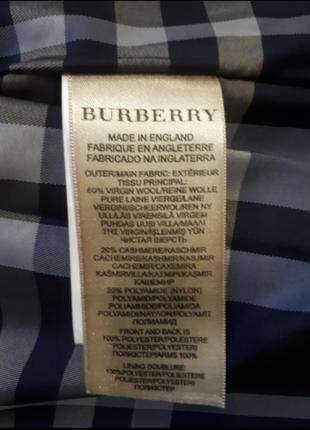 Красивая мужская куртка burberry оригинал7