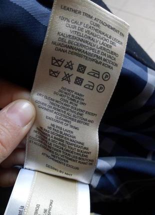 Красивая мужская куртка burberry оригинал9