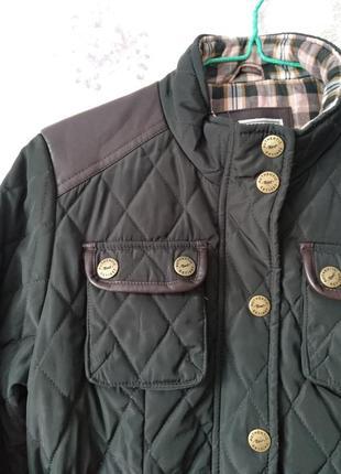 Стёганая куртка next3 фото