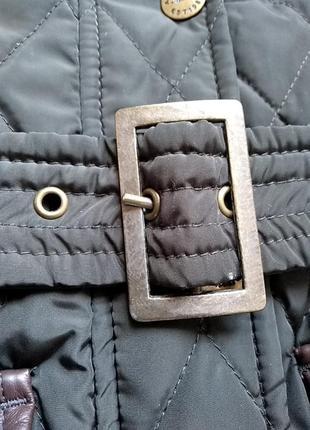 Стёганая куртка next5 фото