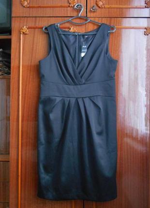 16/44 р. f@ f новое красивое платье/футляр-деловой стиль