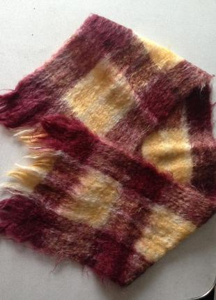 Суперовый мужской шарф