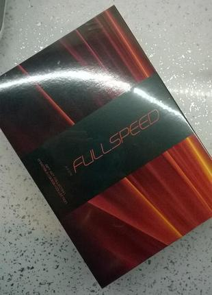 Avon full speed подарочный набор парфюмерии