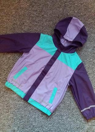 Куртка дощовик x-mail 116/122 (5-7p.)