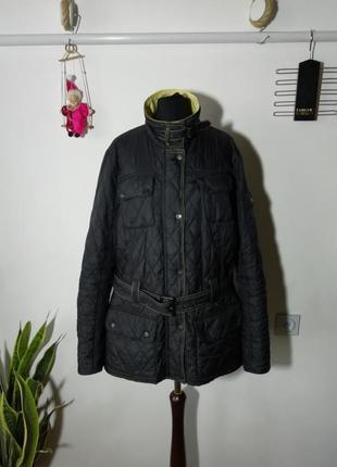 Отличная куртка ветровка barbour3