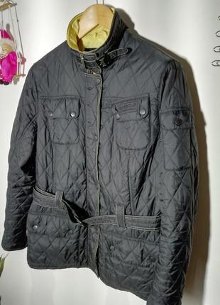 Отличная куртка ветровка barbour5