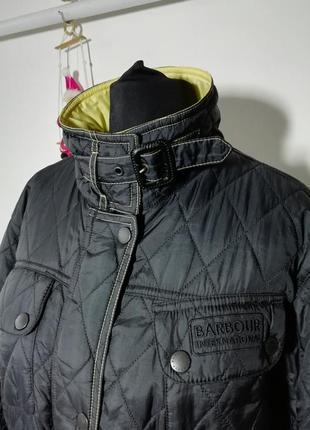 Отличная куртка ветровка barbour7