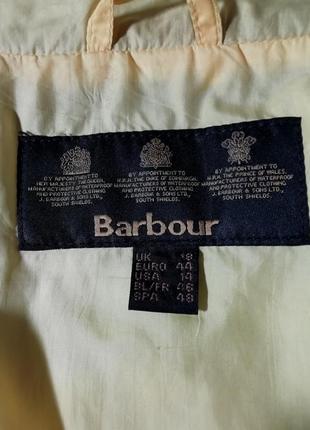 Отличная куртка ветровка barbour9