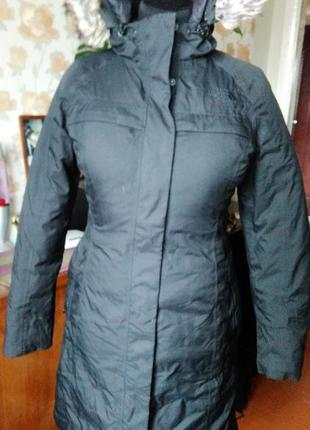 Парка пуховик the north face womens arctic parka xs