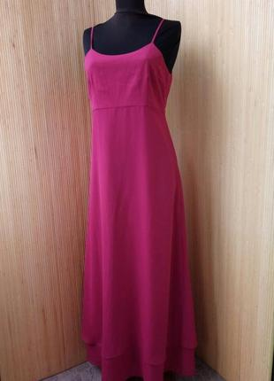 Платье сарафан с пуговицами на спине principles1
