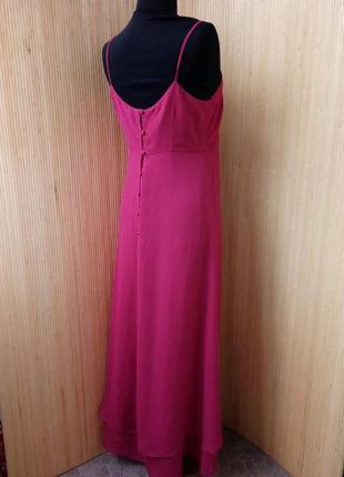Платье сарафан с пуговицами на спине principles3