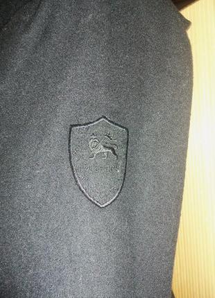 Тёплое немецкое шерстяное пальто с поясом leross 42/446 фото