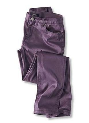 Модные гламурные брючки - джинсы »slim fit« от немецкого бренда tcm tchibo