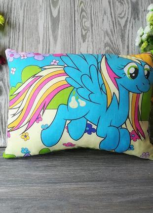 Подушка мой маленький пони радуга дэш1