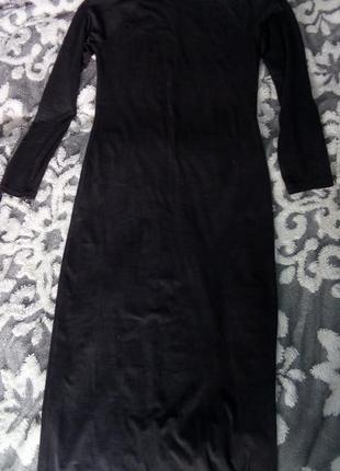 Сукня платье міді.