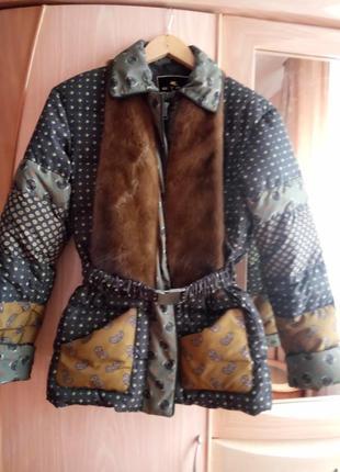 Куртка зимняя etro