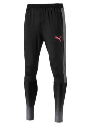 Футбольные штаны puma soccer evotrg training tech joggers