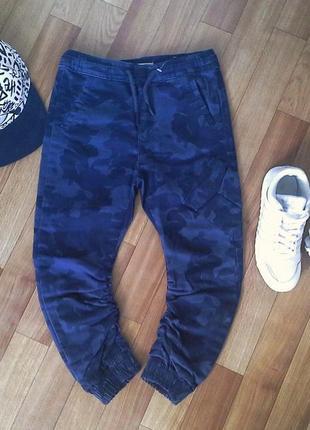 Стильные брюки джоггеры zara boys7лет 122см