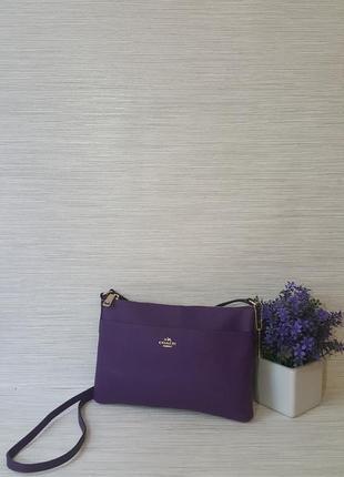 Стильная женская сумка coach1