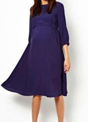 Крксивое платье для беременных от asos
