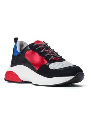 Ugly sneakers модные кроссовки с объемной подошвой