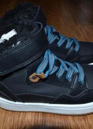 Детские ботинки h&m, р. 27 - 17,5 см по стельке
