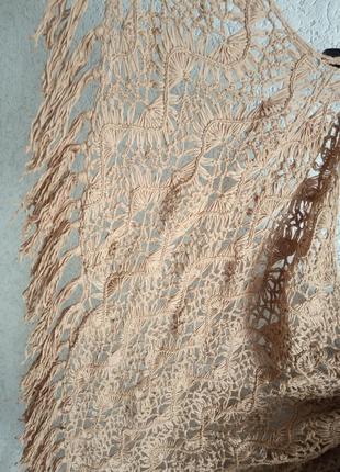 Orsay шарф платок теплый вязаный4 фото