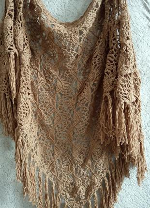 Orsay шарф платок теплый вязаный