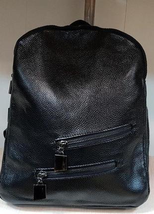 Брендовый рюкзак, натуральная кожа.