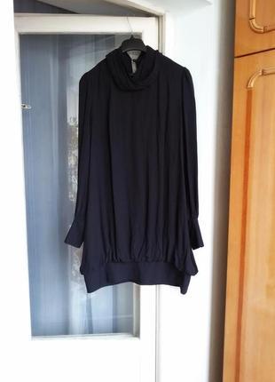 Шелковое платье рубашка joseph