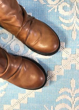 Новые кожаные ботинки/полусапожки, натуральная кожа2