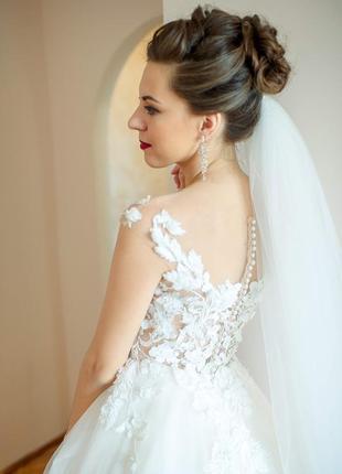 Весільна сукня2 фото