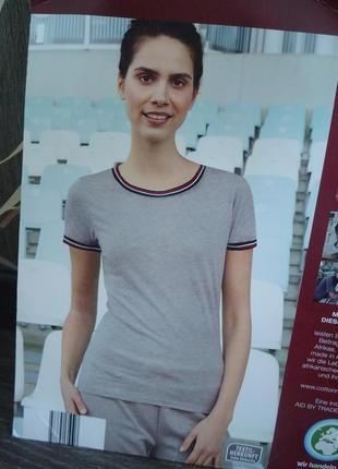 Женская футболка crane германия, р. m (46/48) наш