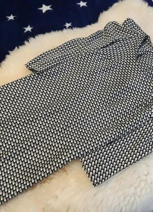 Дизайнерское шелковое платье jeff gallano