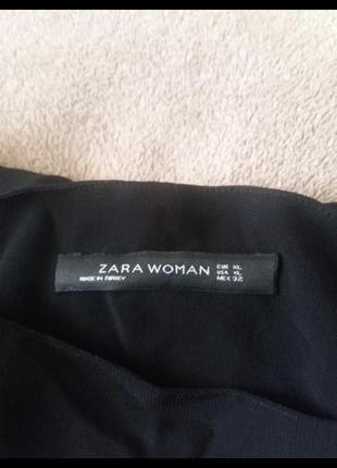 Блузка очень интересная zara2 фото