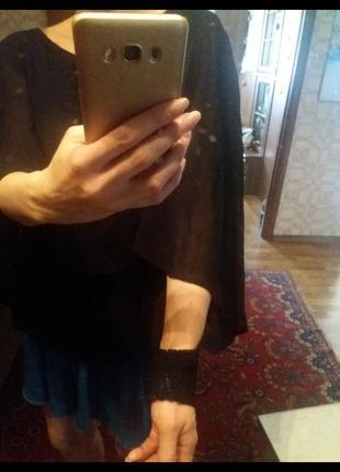 Блузка очень интересная zara4 фото