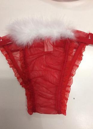 Сексуальные трусики, эротическое белье lady m (1209)