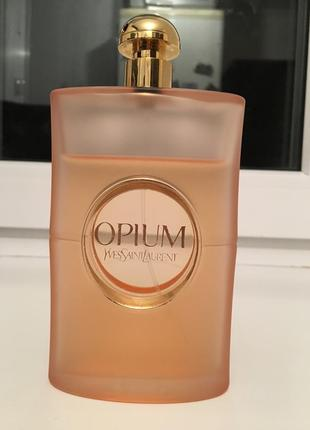 Opium vapeurs de parfum by yves saint laurent ,оригинал 125 мл
